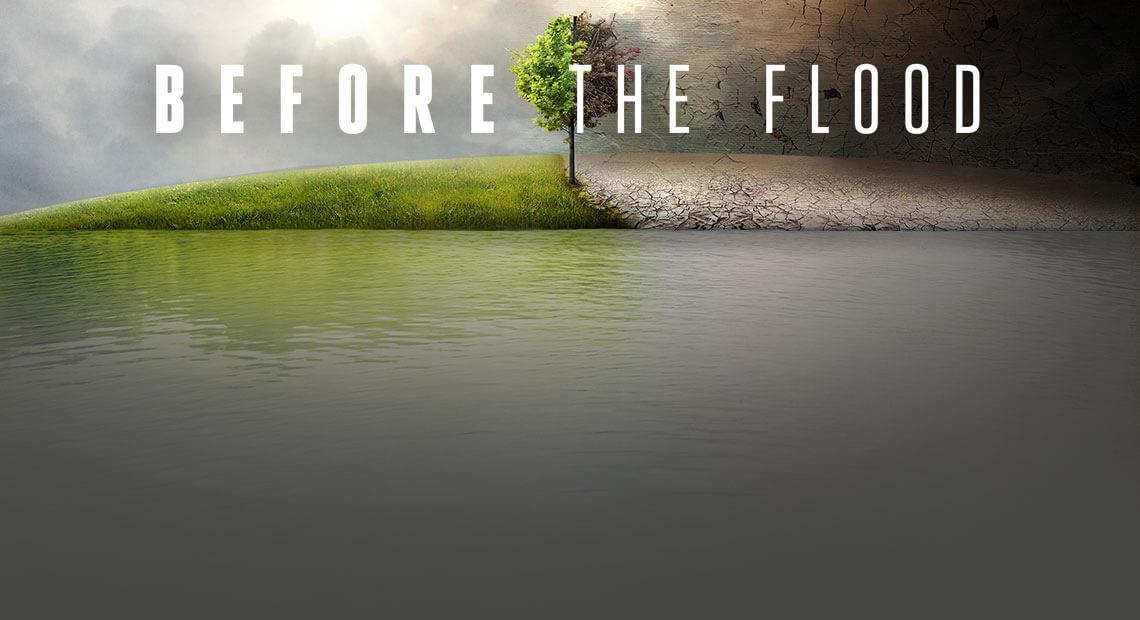 Découvrez Avant le déluge, la version intégrale du film de Leonardo DiCaprio